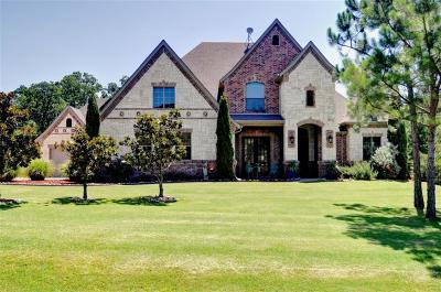 Fort Worth Single Family Home For Sale: 4632 Yucca Flats Road