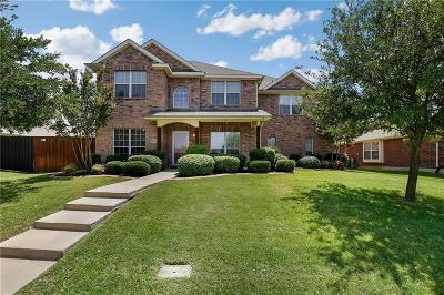 Frisco Single Family Home For Sale: 3735 Neptune Circle
