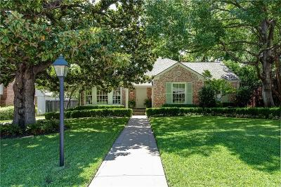 Fort Worth Single Family Home For Sale: 129 Williamsburg Lane