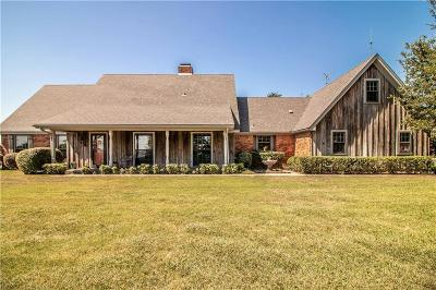 Weatherford Single Family Home For Sale: 8 Fossil Hill Road