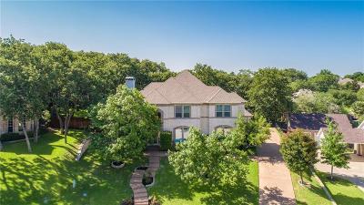 Highland Village Single Family Home For Sale: 818 Jennifer Court