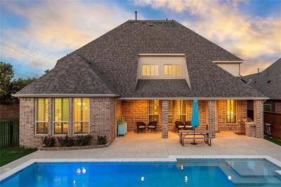 Colleyville Single Family Home For Sale: 6520 Cimmaron Trail