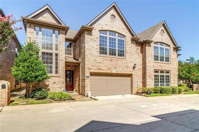 Colleyville Townhouse Active Option Contract: 3964 Holiday Drive