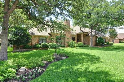 Arlington Single Family Home Active Option Contract: 2301 Meandering Way