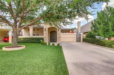 Fort Worth Single Family Home For Sale: 1701 Ashland Avenue