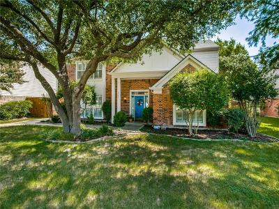 Plano Single Family Home Active Option Contract: 3921 Valdez Court