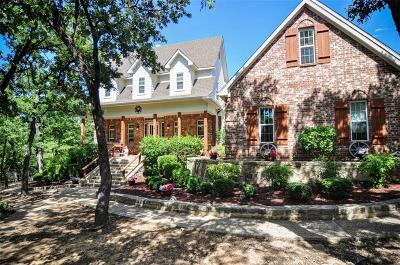 Aubrey Single Family Home For Sale: 5480 Bridle Path