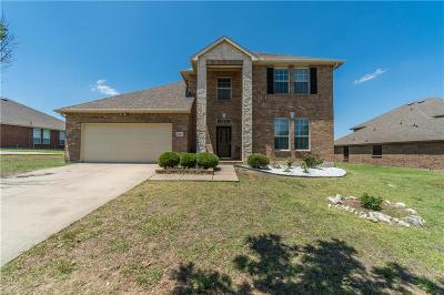 Cedar Hill Single Family Home For Sale: 1739 Chadwick Drive