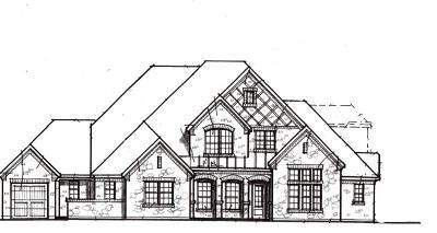 Gunter Single Family Home For Sale: 1033 Bent Tree Lane