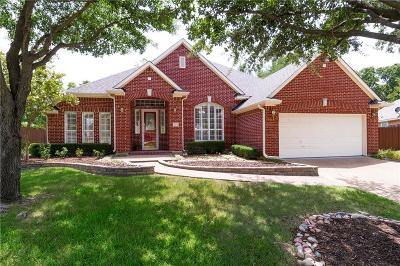 Flower Mound Single Family Home For Sale: 4219 Blue Grass Court