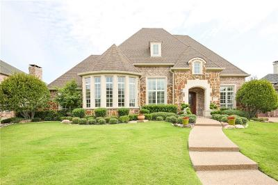 Lewisville Single Family Home For Sale: 2831 Merlins Rock Lane