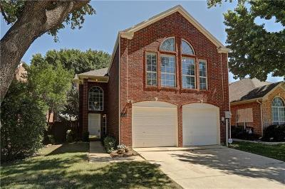 Lewisville Single Family Home For Sale: 915 Golden Grove Drive