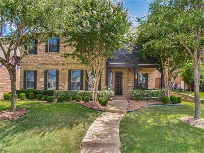 Allen Single Family Home For Sale: 1809 Marshall Drive