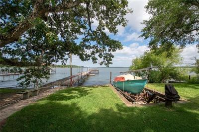Wills Point Single Family Home Active Option Contract: 9980 Shoreline Drive