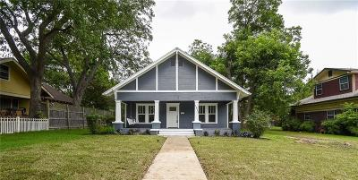 Terrell Single Family Home For Sale: 1012 N Frances Street