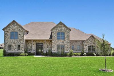 Rockwall Single Family Home For Sale: 1670 Winding Creek Lane