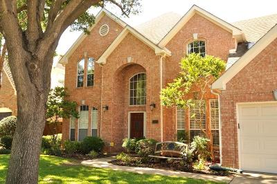 Grapevine TX Single Family Home Active Option Contract: $429,900