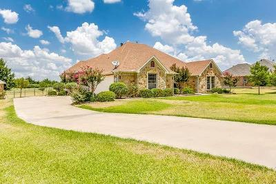 Weatherford Single Family Home For Sale: 112 Hearthstone Court