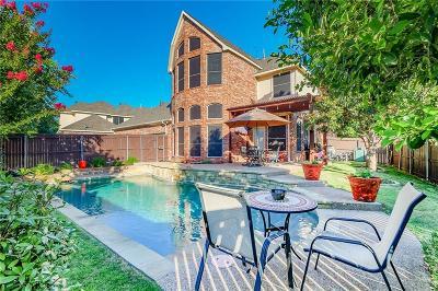 Allen Single Family Home Active Option Contract: 1316 Granger Drive