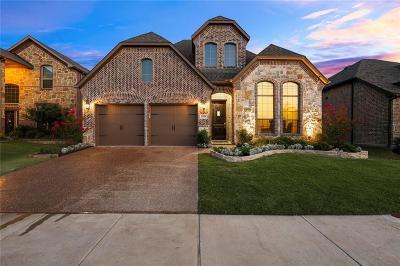 Prosper Single Family Home Active Option Contract: 16320 Amistad Avenue