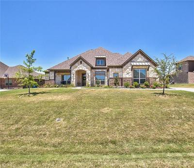 Rockwall Single Family Home For Sale: 522 Life Spring Drive