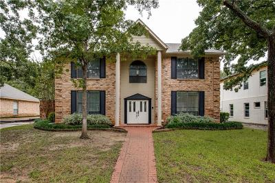 Grapevine Single Family Home For Sale: 3044 Old Mill Run