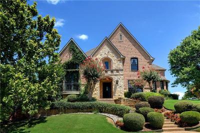 Highland Village Single Family Home For Sale: 3103 Whispering Oaks Drive