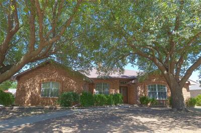 Whitesboro Single Family Home Active Option Contract: 302 Trollinger Street
