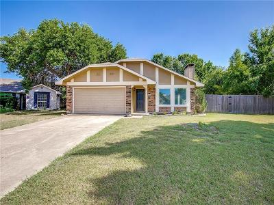 Rockwall, Fate, Heath, Mclendon Chisholm Single Family Home Active Option Contract: 138 Elmridge Circle