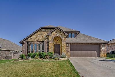 Alvarado Single Family Home For Sale: 506 Boulder Creek Drive