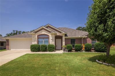 Joshua Single Family Home For Sale: 704 W Sheila Circle