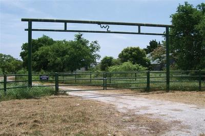 Weatherford Farm & Ranch For Sale: 3750 Zion Hill Road