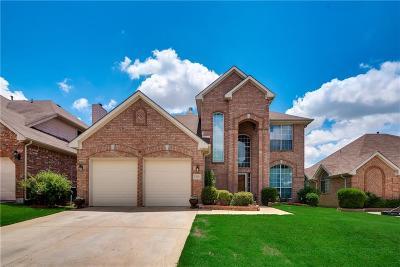 Park Glen, Park Glen Add Single Family Home For Sale: 5320 Lake Mead Trail