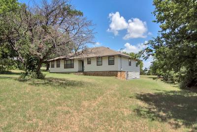 Aledo Single Family Home For Sale: 1381 Old Annetta Road
