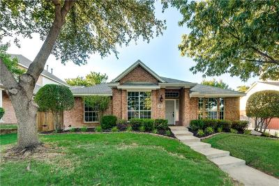 North Richland Hills Single Family Home For Sale: 8317 Shady Oaks Drive