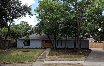 Irving Single Family Home For Sale: 2601 Twinpost Court