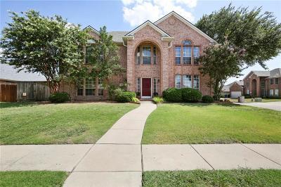 Frisco Single Family Home For Sale: 11909 Wildwood Lane
