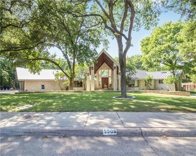 Single Family Home For Sale: 5509 Windmier Circle
