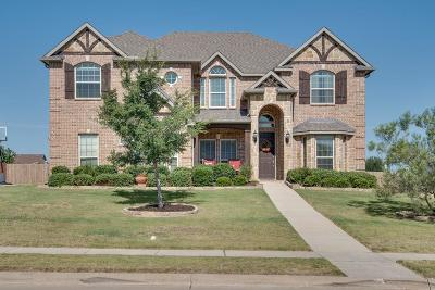 Fort Worth Single Family Home For Sale: 1649 Alamo Bell Way