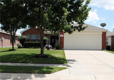 Forney Single Family Home Active Contingent: 2208 Sumac Drive