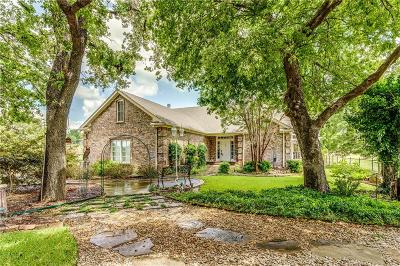 Weatherford Single Family Home For Sale: 555 Cornstubble Lane