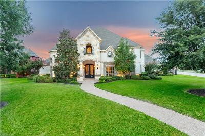Mansfield Single Family Home Active Option Contract: 3308 Abbey Road