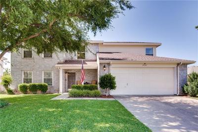 Mckinney Single Family Home Active Option Contract: 2721 Sundance Drive