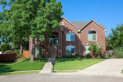 Flower Mound Single Family Home For Sale: 2817 Lake Flower Drive