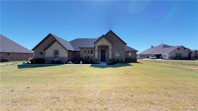 Springtown Single Family Home For Sale: 8290 Old Springtown Road