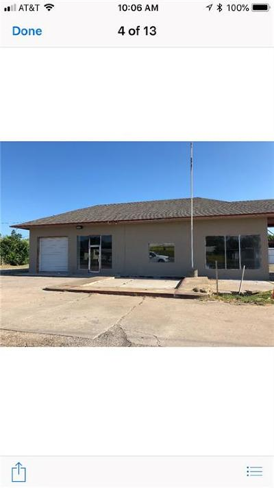 Commercial Lease For Lease: 1118 E Moore Avenue