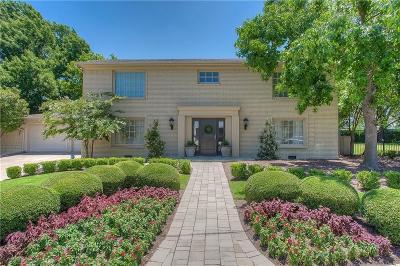 Fort Worth Single Family Home For Sale: 2001 Merrick Street