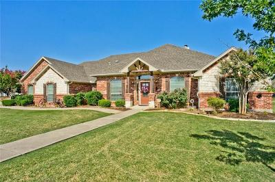 Haslet Single Family Home For Sale: 14316 Scenic Ridge Road
