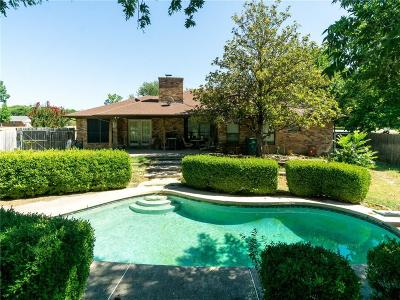 Single Family Home For Sale: 6113 Greenfield Road