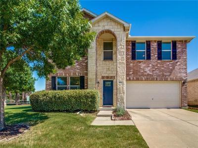 Frisco Single Family Home For Sale: 10876 Rankin Drive